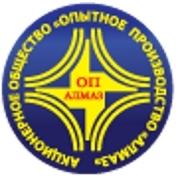 Логотип АО «Опытное производство «Алмаз»