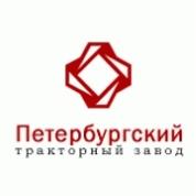 Логотип ЗАО «Петербургский тракторный завод»