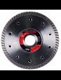 Алмазный отрезной диск Fubag Top Glass D125 мм/ 22.2 мм