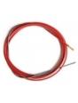Канал направляющий Fubag d1,0-1,2мм красный 4,5м