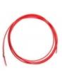 Канал направляющий красный тефлон 1,0-1,2мм Сварог