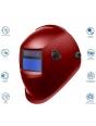 Маска сварщика TECMEN ADF 715S TM15 Red