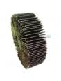 Шлифовальная лепестковая головка ABRAFLEX FWOS 60x30x6