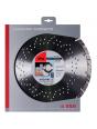 Алмазный отрезной диск Fubag Keramik Extra D350 мм/ 30-25.4 мм