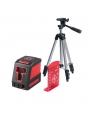 Лазерный уровень FUBAG Crystal 10R VH Set с набором аксессуаров