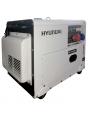 Генератор дизельный Hyundai DHY 8500SE-T