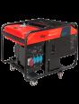 Генератор бензиновый Fubag BS 9500 D ES