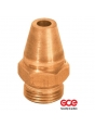 Мундштук наружный GCE 459-П (100-300мм)