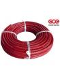 Рукав газовый GCE красный d9,0