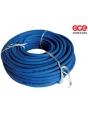 Рукав газовый GCE синий d6,3