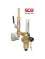 Сетевой редуктор GCE Dinset Flow (аргон/смесь) 15 л/мин