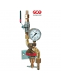 Сетевой редуктор GCE HF-Set S100 (кислород) + GVA90