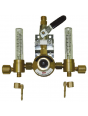 Сетевой редуктор GCE Uniset Flow одиночный (азот/водород-аргон/водород)