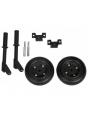 Комплект колёс и ручек для бензогенераторов HuterDY8000/DY9500
