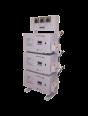 Трехфазный электронный стабилизатор LIDER PS 22 W-SD