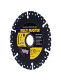 Алмазный отрезной диск Fubag Multi Master D125 мм/ 22.2 мм