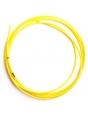Канал направляющий желтый Translas d1,4-1,6 5м тефлон