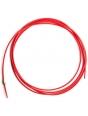 Канал направляющий красный Translas d1,0-1,2 5м