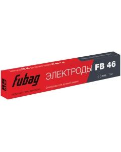 Сварочный электрод Fubag FB 46 d3,0
