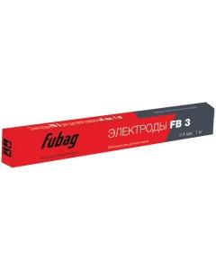 Сварочный электрод Fubag FB 3 d4,0
