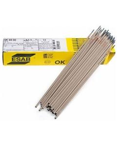 Сварочный электрод ESAB OK NiCu-7 (OK 92.86) d4,0