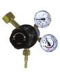 Регулятор расхода газа углекислотный КРАСС У 30 КРП (со встроенным подогревателем 36В)