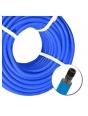 Рукав газовый синий d9,0