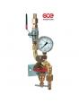 Сетевой редуктор GCE HF-Set S100 (кислород) 16 бар