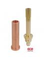 Мундштук GCE HP337 COOLEX (100-200мм)
