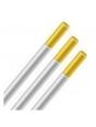 Вольфрамовый электрод WL-15 (золотистый) d4,0