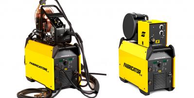 Fabricator - новые промышленные полуавтоматы от ESAB