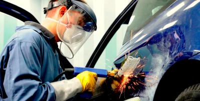 Применение контактной сварки в автомобилестроении, ремонте и техническом обслуживании транспортных средств