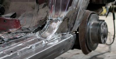 Сварка порогов автомобиля: обзор способов и оборудования