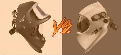 Сравнение масок Speedglas и Optrel