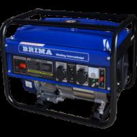 Бензиновый электрогенератор BRIMA LT 3900 B