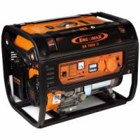 Генератор бензиновый ERGOMAX ER 7800 Е/3