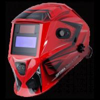 Маска сварщика Fubag OPTIMA 9-13 TEAM RED