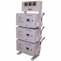 Трехфазный электронный стабилизатор LIDER PS 22 SQ-40