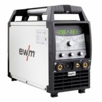Сварочный инвертор EWM Tetrix 230 AC/DC Comfort 2.0 puls 8P TM