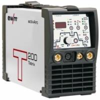 Сварочный инвертор EWM Tetrix 200 Comfort puls 8P TG