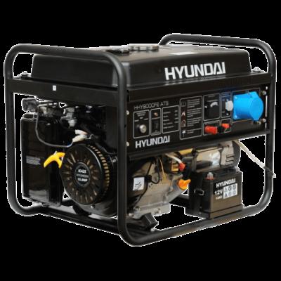бензогенераторы hyundai 3квт