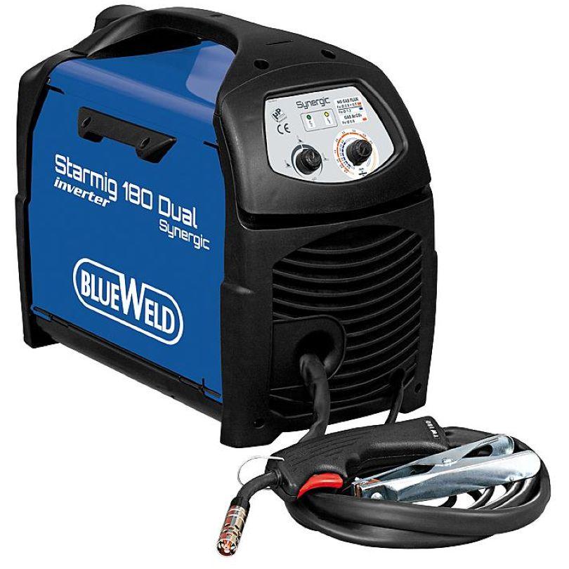 Сварочный полуавтомат BlueWeld STARMIG 180 Dual Synergic