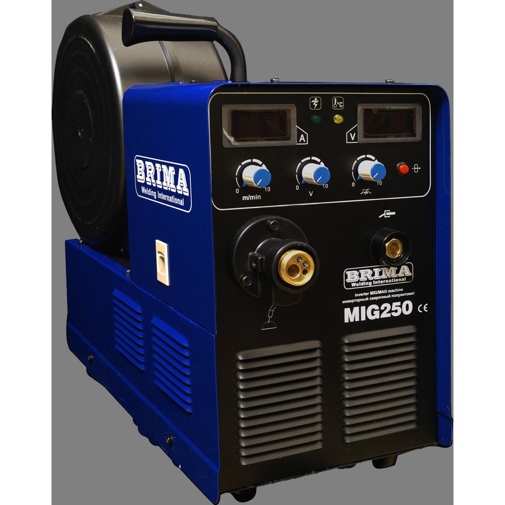 Сварочный полуавтомат BRIMA MIG 250