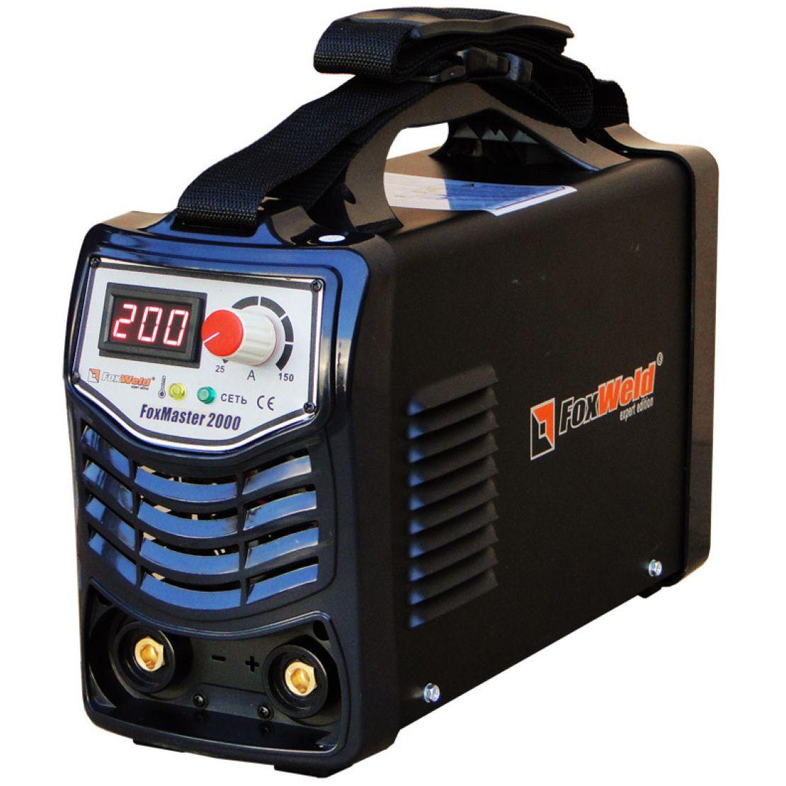 Сварочный инвертор FOXWELD FoxMaster 2000