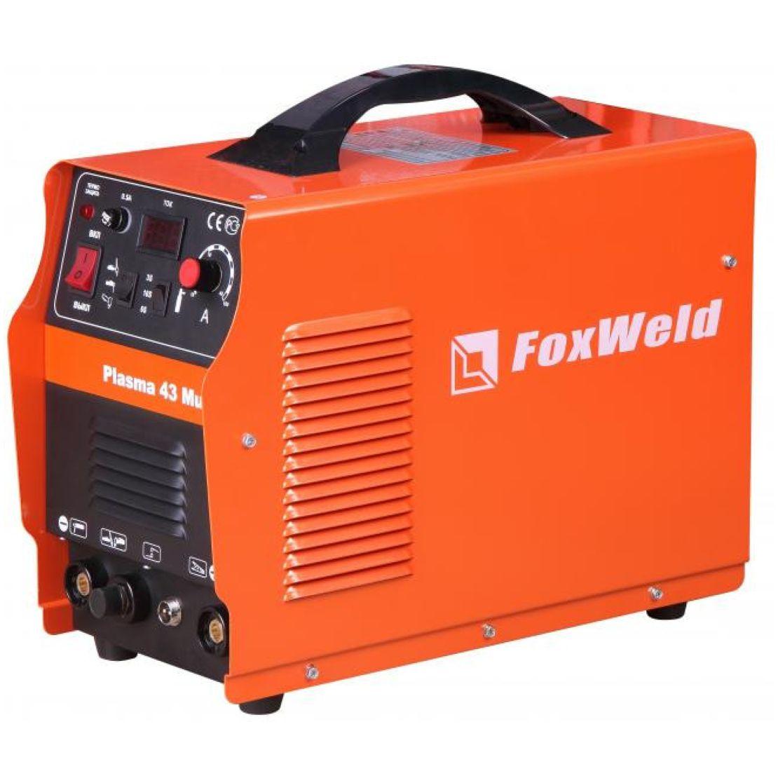 Универсальный сварочный аппарат FOXWELD PLASMA 43 Multi