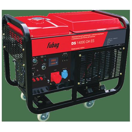 Генератор дизельный Fubag DS 14000 DA ES
