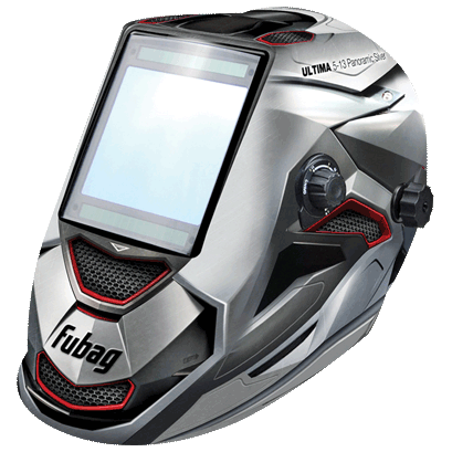 Маска сварщика Fubag ULTIMA 5-13 Panoramic Silver