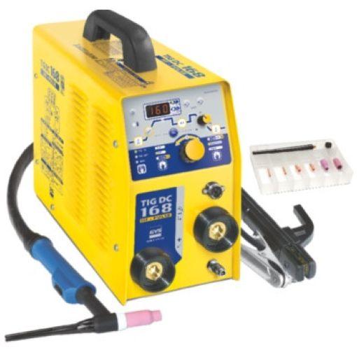 Сварочный инвертор GYS Gysmi 168 TIG HF DC