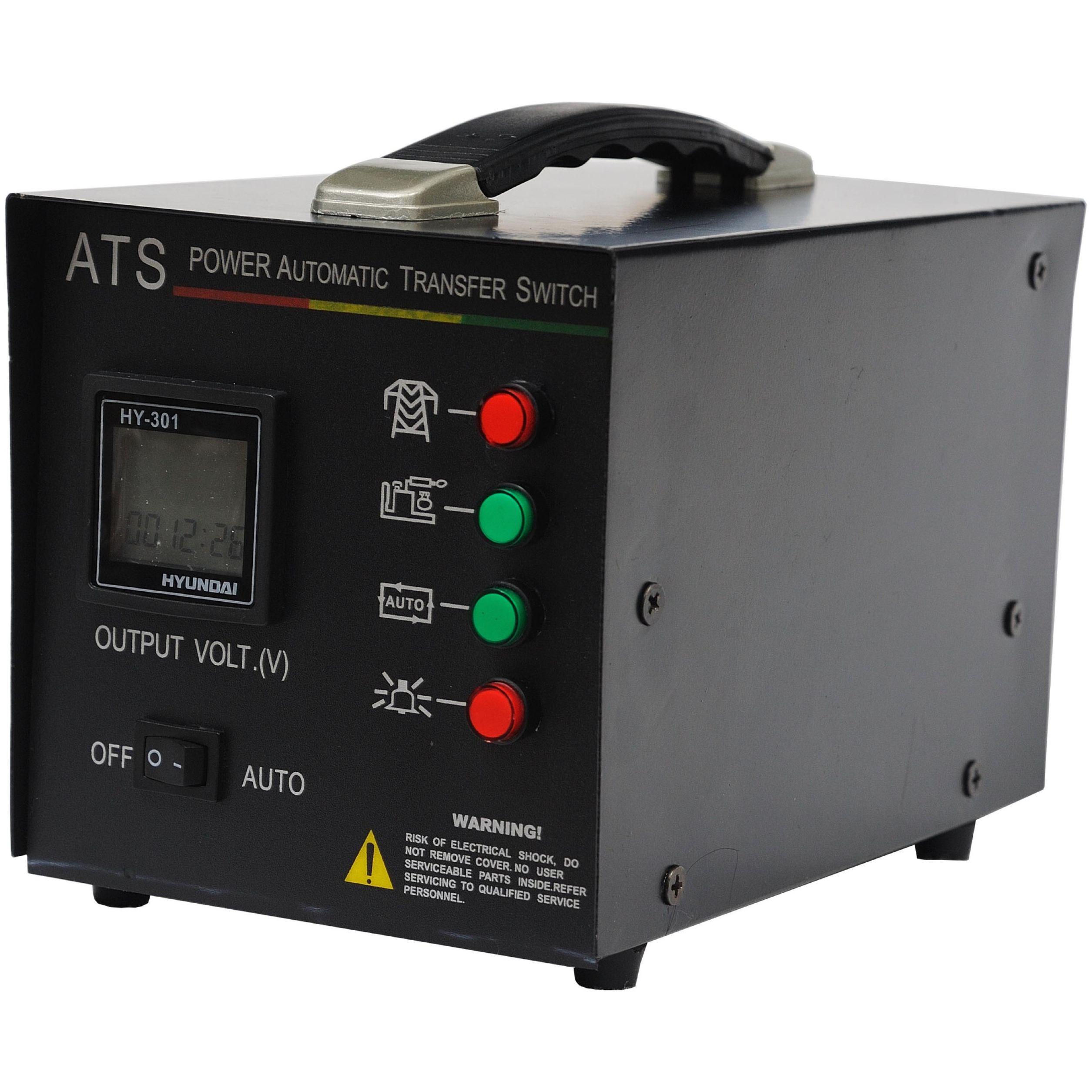 Блок автоматики HYUNDAI ATS15-380