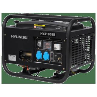 Генератор бензиновый HYUNDAI HY 3100SE